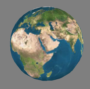 Sample Procedurally-Generated Sphere (20 slices, 20 stacks)